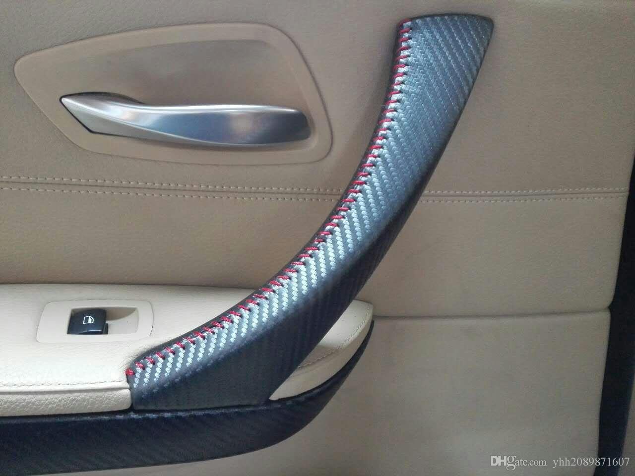 Car Inner Door Handle Trim For Bmw E90 E91 E92 E93/Car Inner Door Handle /  Car Interior Trim For Bmw Series 3 E90 Car Interior Accessories Car Interior  ...