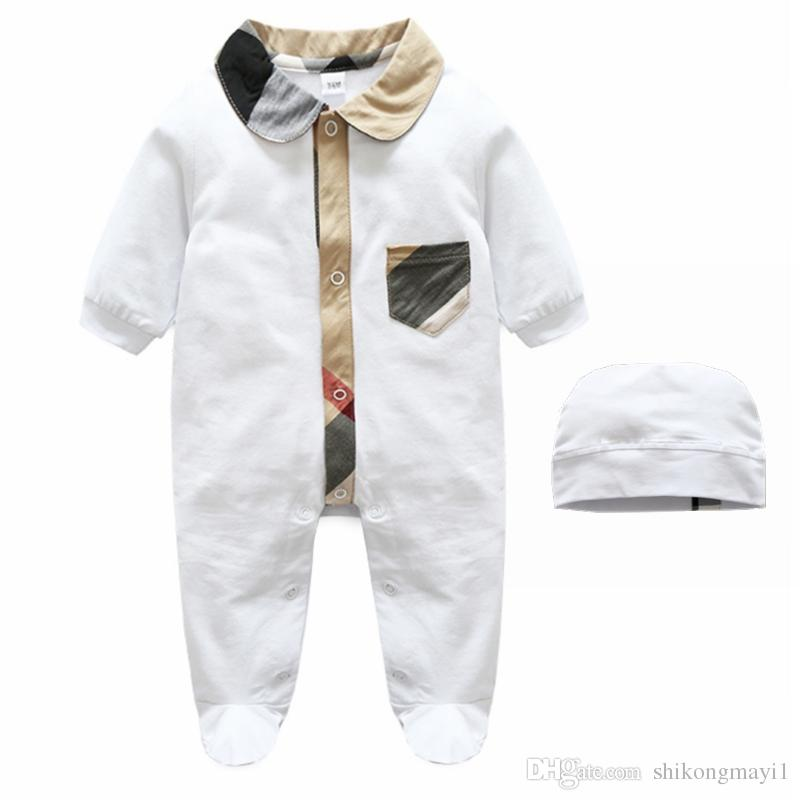 ad2454e76f80 Fashion New Fashion Newborn Toddler Infant Baby Boys Romper Long Sleeve  Jumpsuit Playsuit Little Boy Outfits Baby Clothes Online with  23.6 Piece  on ...