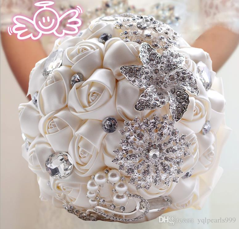 The Bride Holds Flowers Wedding Gifts And Wedding Gifts Wedding