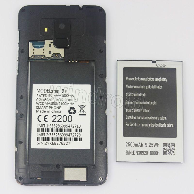 "Cheapest 5"" Mini s9 plus Quad Core MTK6580 Android 7.0 Smart phone 4GB Dual SIM camera 5MP 3G WCDMA Unlocked Mobile Smart wake face unlock"
