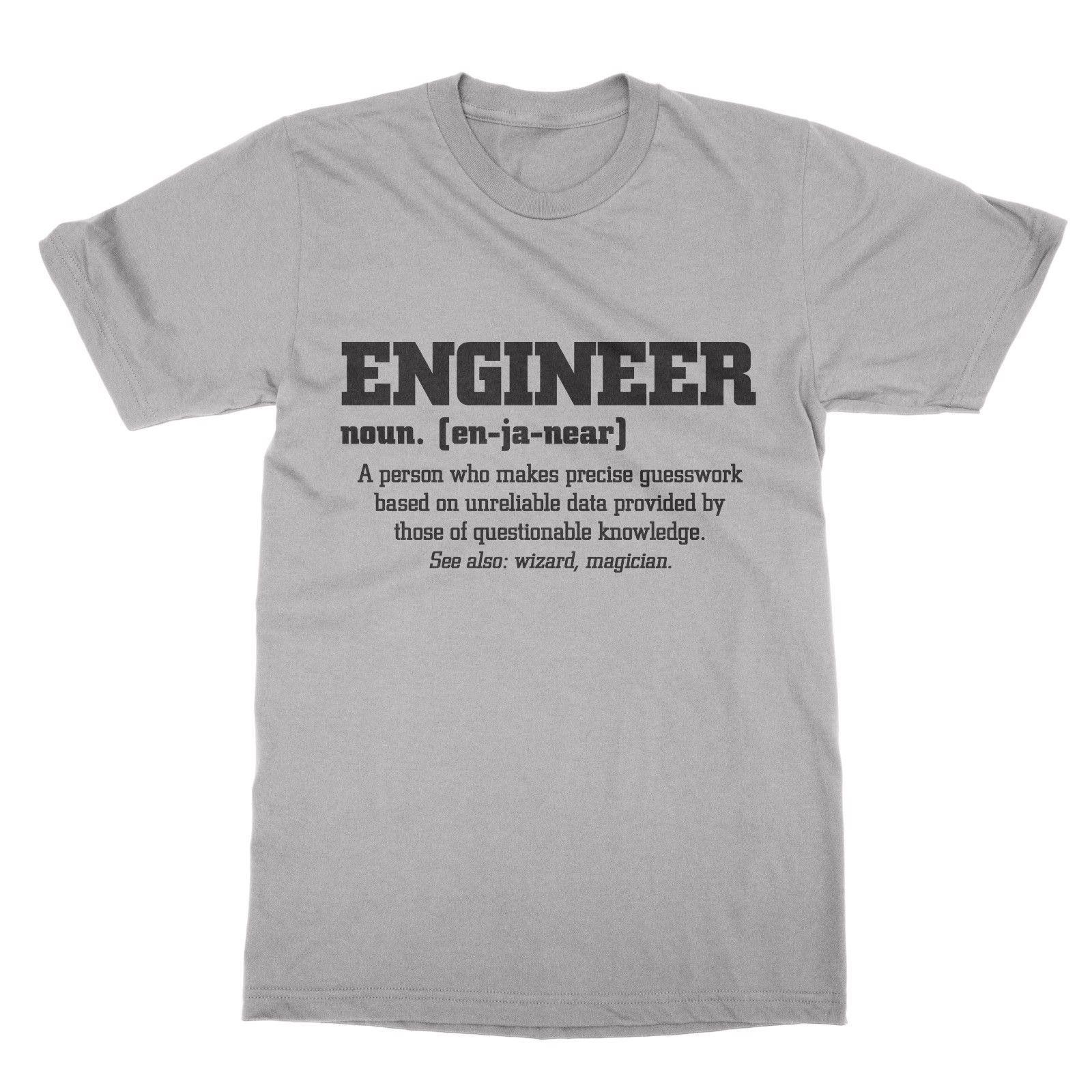 Acquista Ingegnere Definizione Maglietta Unisex Funny Nerd Regalo Di  Ingegneria Attuale 2018 New Fashion T Shirt Uomo In Cotone Slim A  24.2 Dal  ... a701d0f32a5