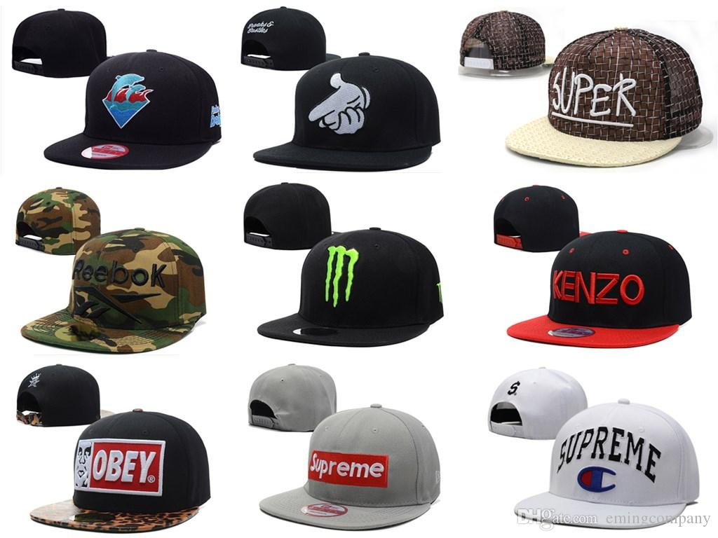 Fashion Desiger Adjustable Snapbacks Baseball Basketball Football Caps For  Adult Mens And Womens Sports Caps Thousands Brands Styles Sale Caps For Men  ... d947c162f8c