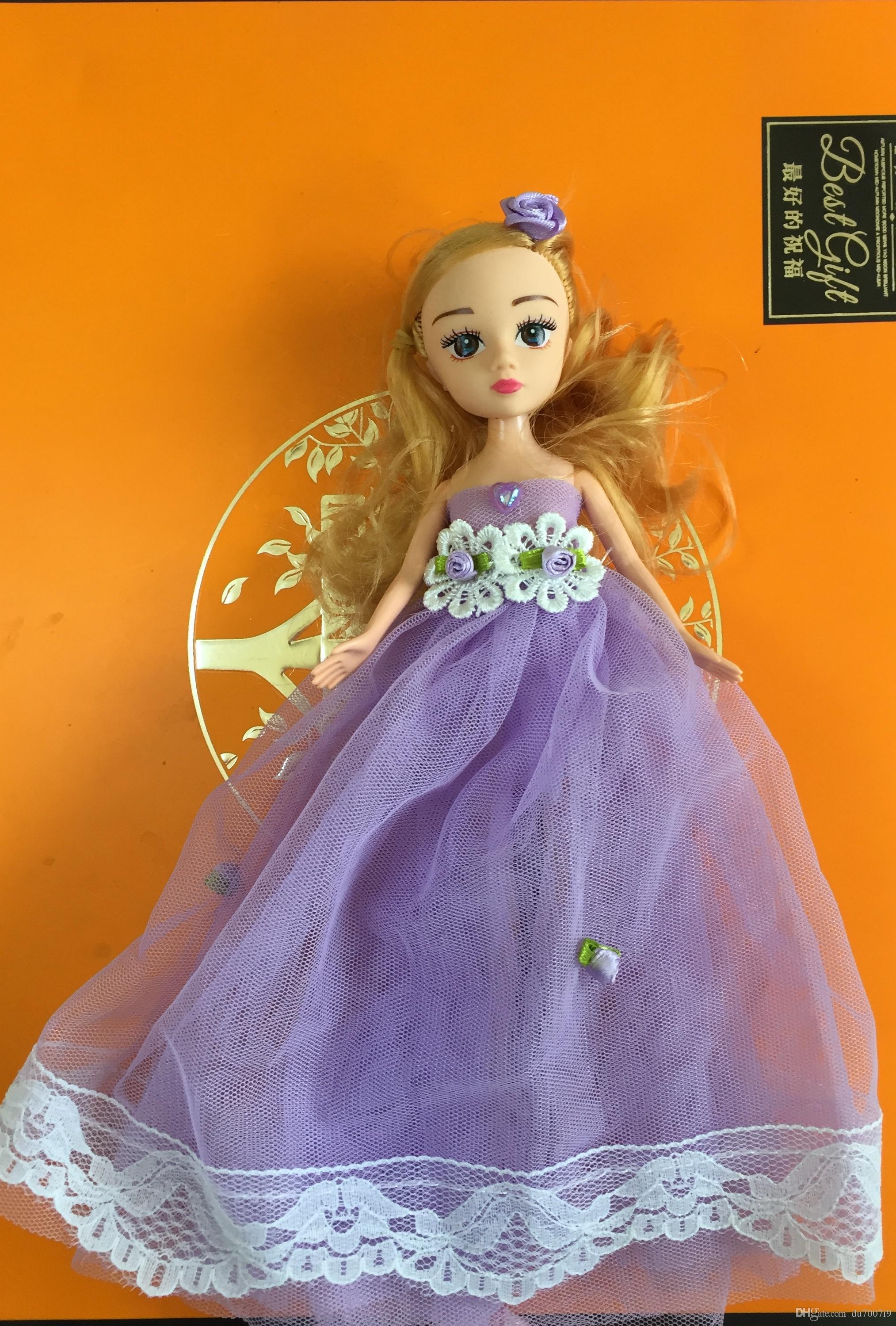 Hermosa Barbie Vestidos De Novia Composición - Vestido de Novia Para ...