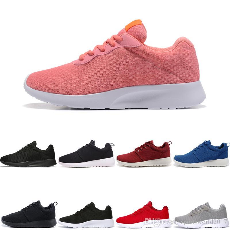 best sneakers 5c91c 26dab Acheter Nike Air Roshe Run One Tanjun Classic Zapatillas Free Rushe Run  Hommes Tanjun London Chaussures De Course Pour Les Hommes Olympics  Athletics Baskets ...