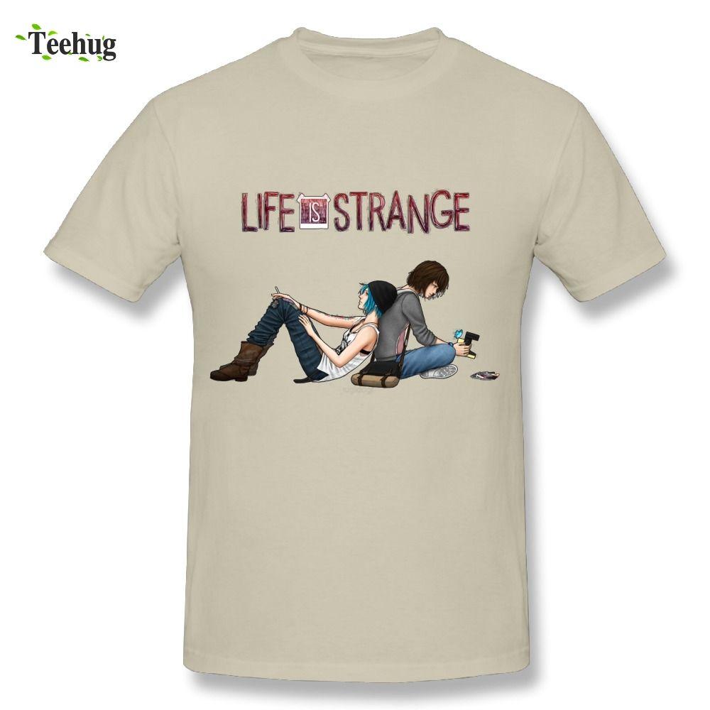 a4b798b8e2 3d Print Men Life Is Strange T Shirt Fashion Game Stylish Streetwear For  Male Summer Round Collar T Shirt T Shirt Logos Trendy T Shirts From  Lanfystore, ...