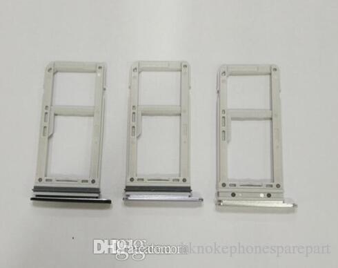Welche Sd Karte Für S8.Sim Karten Slot Sd Karten Fach Halter Adapter Für Samsung Galaxy S8 G950 S8 Plus G955