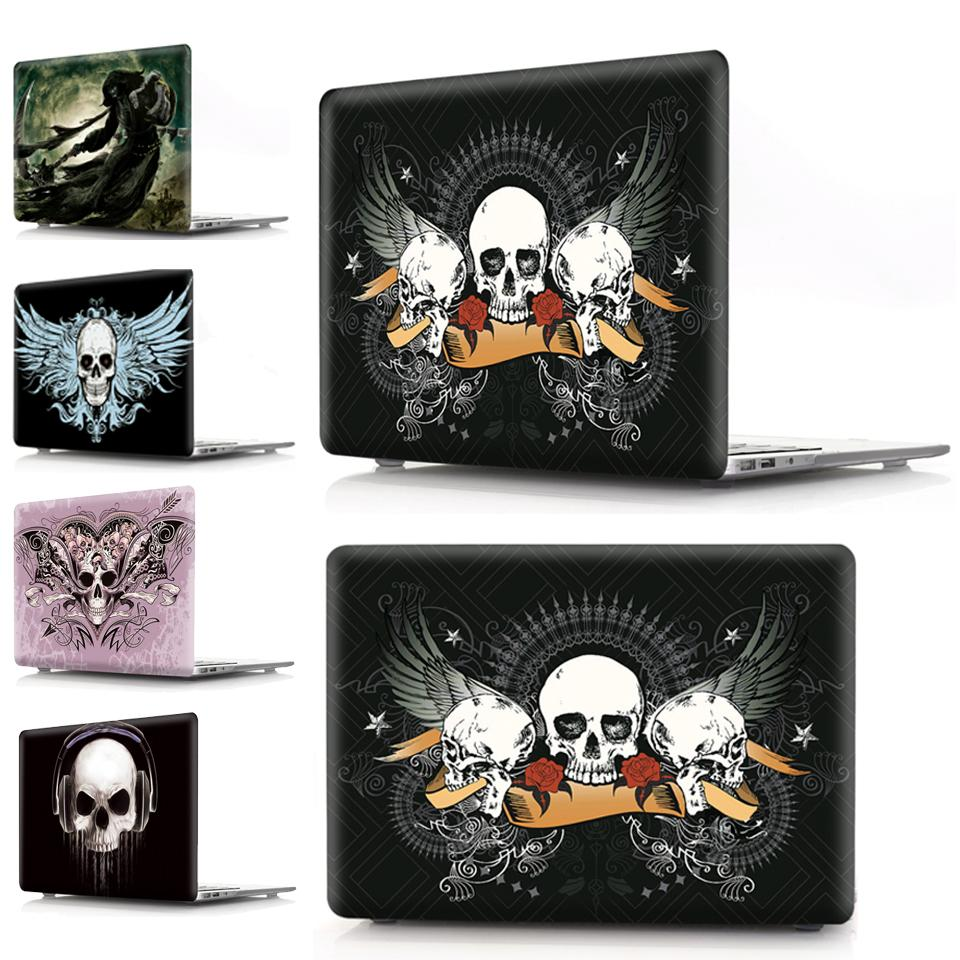 New Cover For MacBook Retina 12 13 15 Laptop Cover A1534 A1502 A1398 Cartoon Halloween Hard PC for mac book Retina 12 13 15 Case