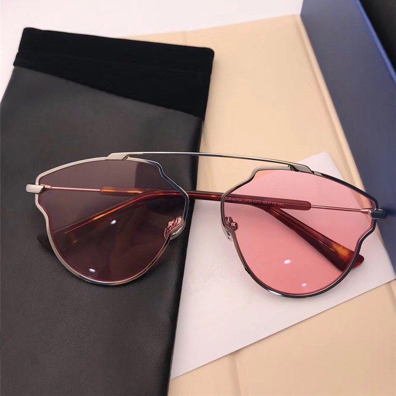 d1c2e07e918 New Candy Color Sunglasses Famous Designer Women Popular Sunglasses UV  Protection Retro Full Frame Glassses Fashion Sunglasses With Package Native  ...