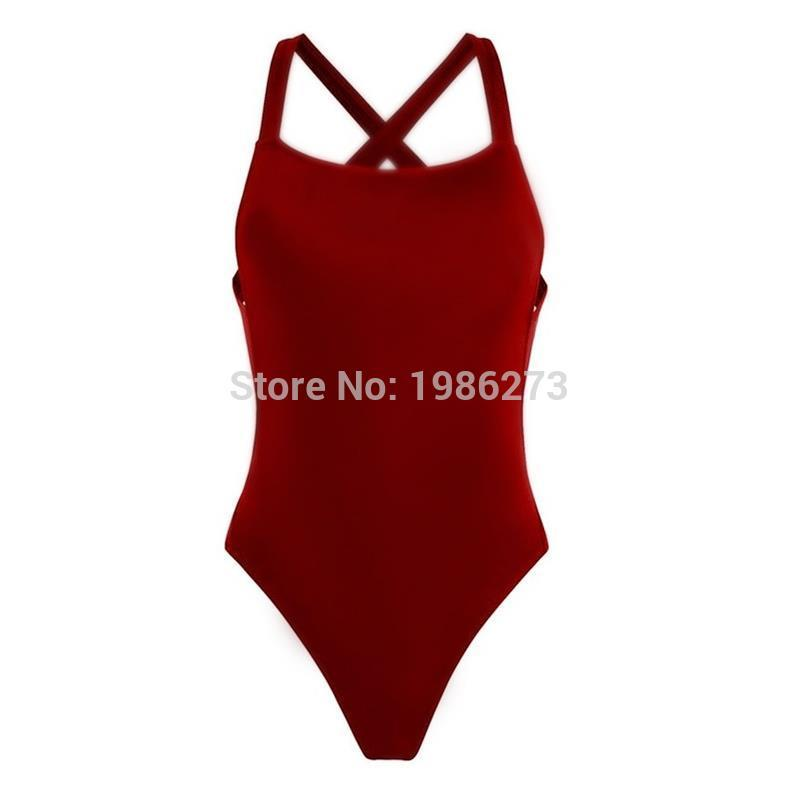 41f12b60a 2019 2017 Woman Swim Bathing Suit Push Up New Originality Black And White One  Piece Swimsuit Sexy Backless Halter Top Swimwear D061 From Forseason