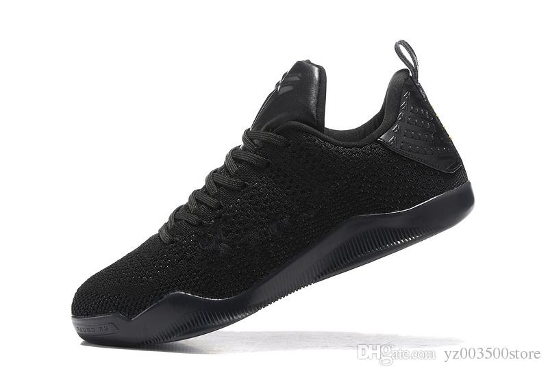 4d91e7671f8b 2019 2018 High Quality Kobe 11 Elite New Men Basketball Shoes Red Horse  Oreo Sneaker KB 11s Mens Trainers Sports Sneakers Size 40 46 From  Yz003500store