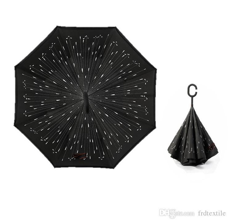 photograph about Umbrella Pattern Printable Free titled opposite closure parasol umbrella rain umbrella double print address C regulate in the direction of no cost arms dry storage clean design and style