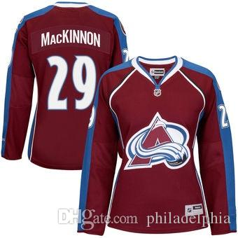 4c3c8d3a296 2018 Nhl Hockey Jerseys Cheap Custom Women s Colorado Avalanche ...