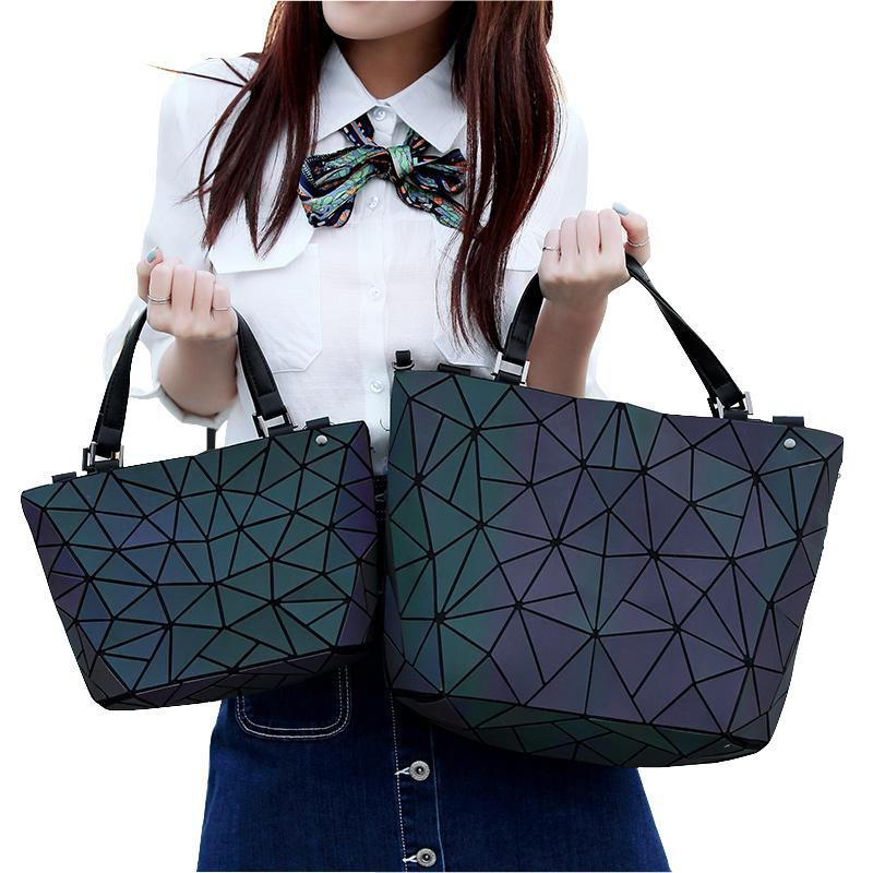 1d3550aaa Brand Luxury Handbags Women Bags Bolsas Victor Hugo Diamond Fold Over  Luminous Bag Crossbody Bag Women Handbag Set Ladies Bags Rosetti Handbags  Cheap Bags ...