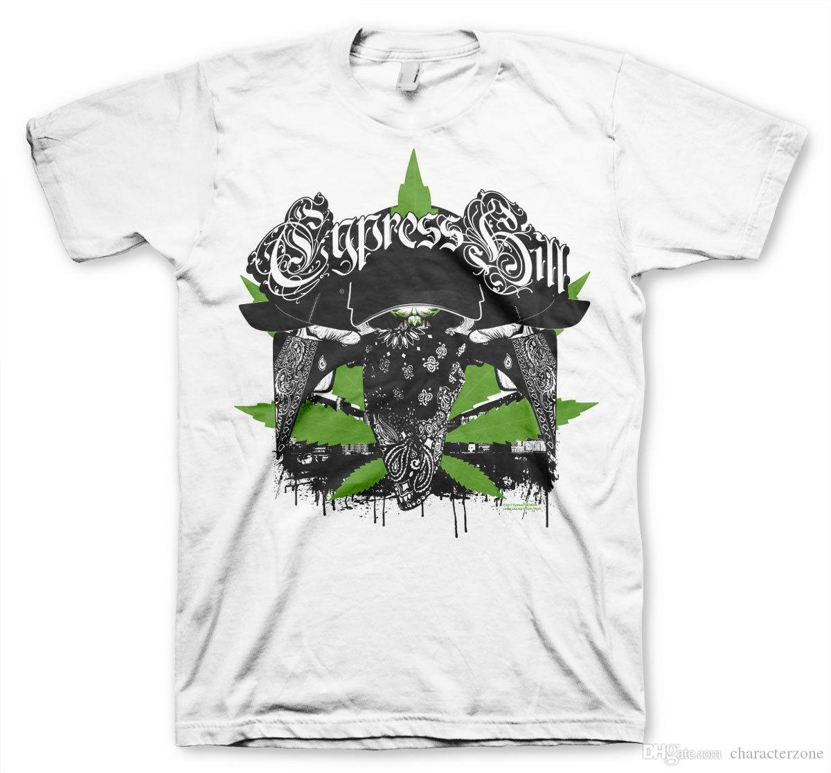 526be91f92b0e Officially Licensed Cypress Hill Hoodlum Men S T Shirt S XXL Sizes Shop  Online T Shirts T Shirt From Characterzone