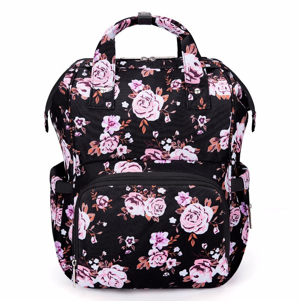 1d138c6b19b 2019 High Quality Luiertas Baby Bag Diaper Bags Multifunctional Maternity  Mummy Bag Waterproof Mom Backpack For Baby Care / Rose From Vingner, ...