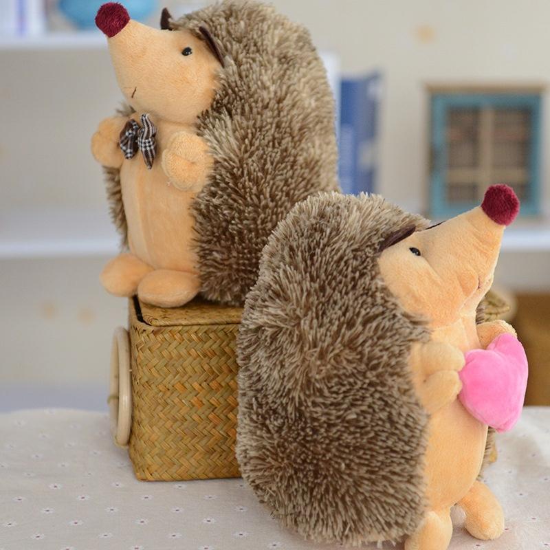 2019 Hedgehog Plush Toy Stuffed Animal Soft Toy Gift Children