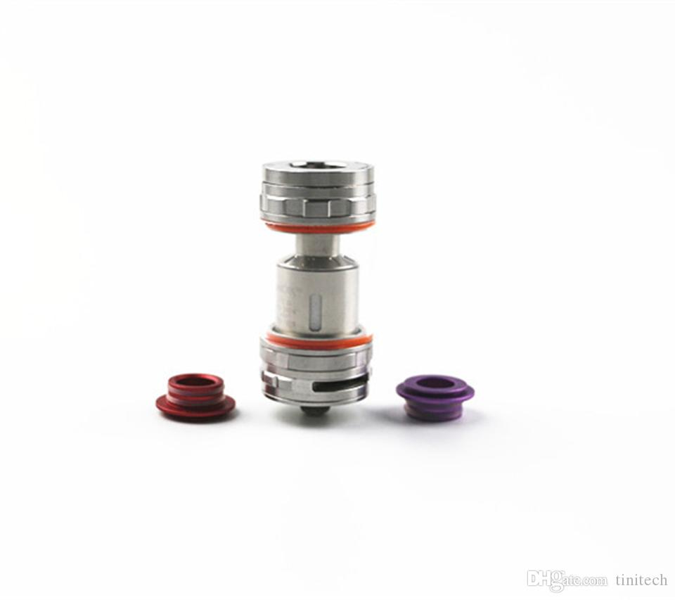 810 to 510 Adapter TFV8 to 510 Adaptor Mouthpiece for SMOK TFV8 Cloud Beast Tank Atomizer Aluminum Drip Tips Connector