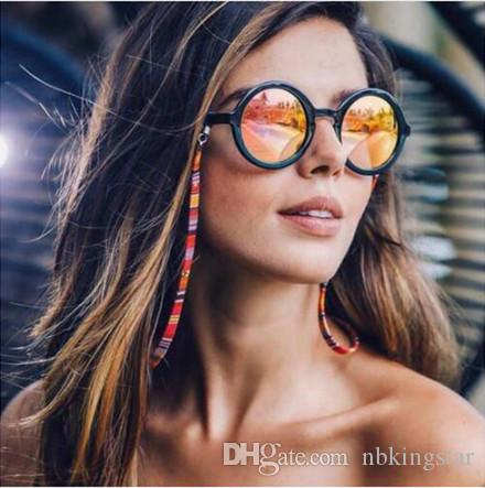 80babea5caf 2019 Fashion Women Boho Eyeglass Strap Retro Sunglasses Cotton Neck String  Eyeglasses Rope Holder Sports Glasses Band From Nbkingstar