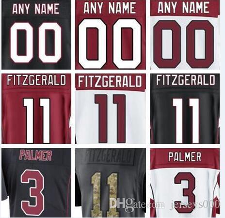 0ea95f39b 2019 Mens Jersey Pat Tillman Larry Fitzgerald David Johnson Patrick ...