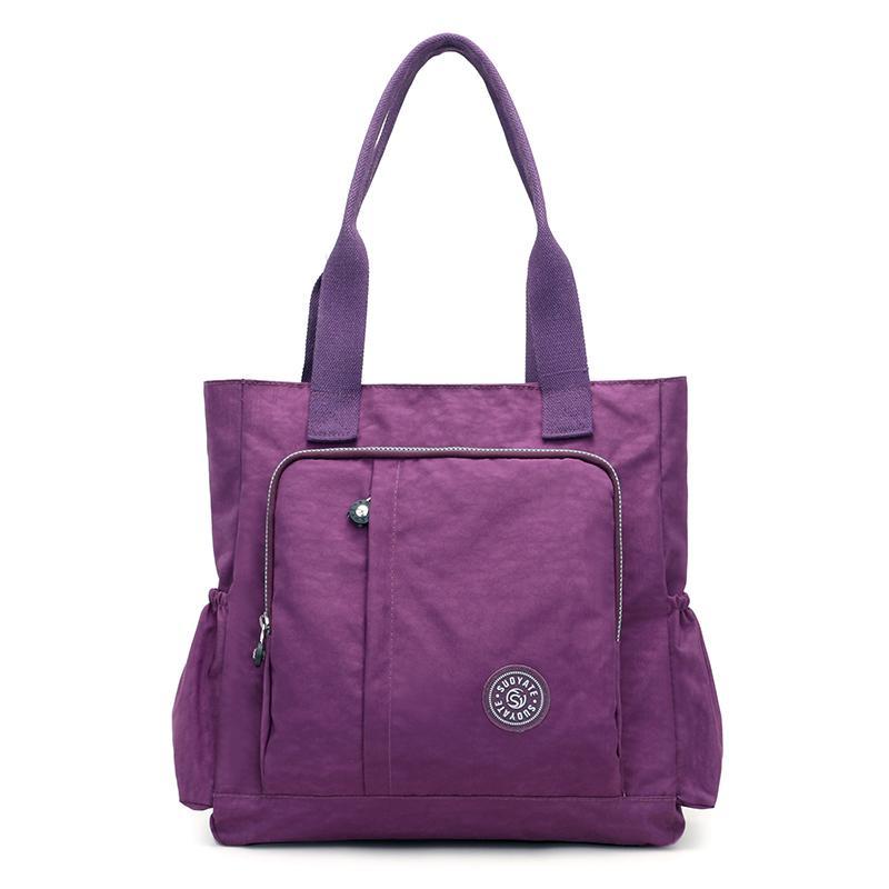380b0ce37f33 2018 New Luxury Handbags Women Bags Designer Waterproof Shoulder Bag Female  Large Beach Bag Ladies Tote Bag Bolsa Feminina Online with  40.05 Piece on  ...
