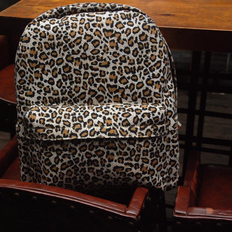 32 * 13 * 41 센치 메터 표범 배낭 도매 공백 블랙 치타 캔버스 학교 가방 무료 배송 학교 선물 책 가방 DOM106879