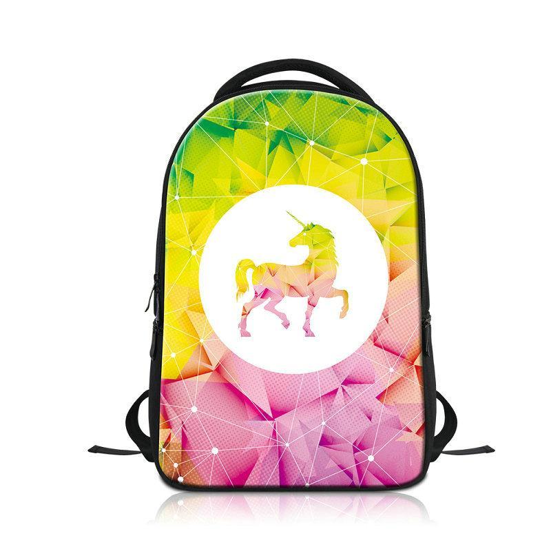 Large Capacity Backpacks For Laptop Diamond Patterns Unicorn Rucksack For  Teenage Girls Boys Men S Travel Bag Children Schoolbags Wholesale Cheap  Backpacks ... 17823aec322b8