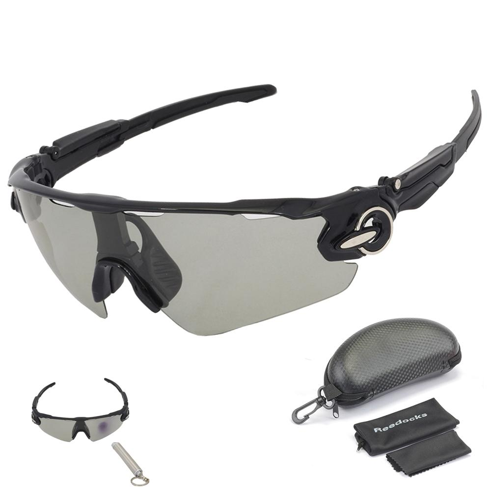 8f0902d0a7 2018 Brand Polarized And Photochromic Cycling Glasses Outdoor Sport ...