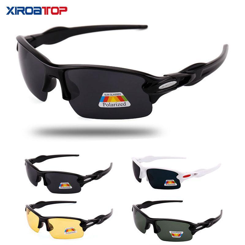 97bdbc4b84 2019 Men Women Polarized Sunglasses Cycling Eyewear Bicycle Goggles Outdoor  Driving Riding MTB Road Bike Hiking Fishing Sport Glasses From Emmanue