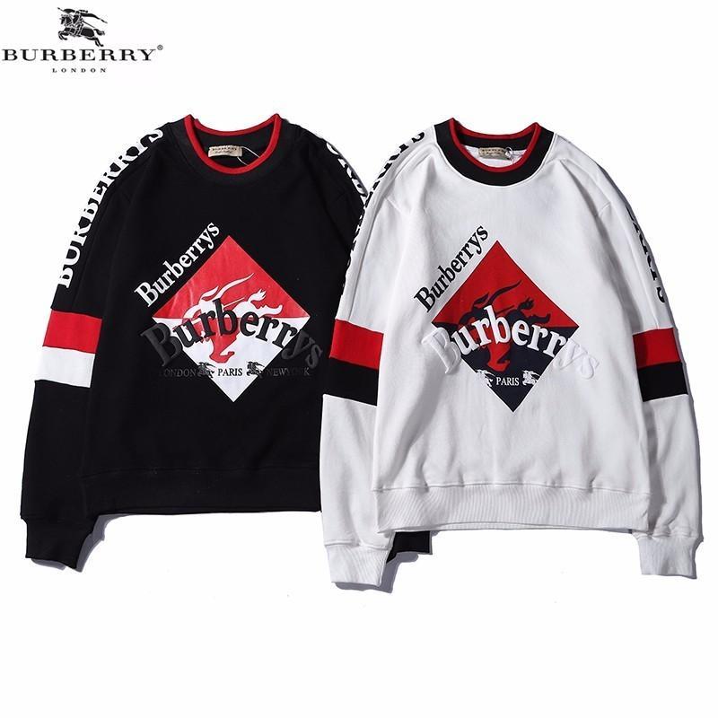 6748c4ec6060 Men s Sweaters Warm Size M-2XL Classical Black And White BB Men ...