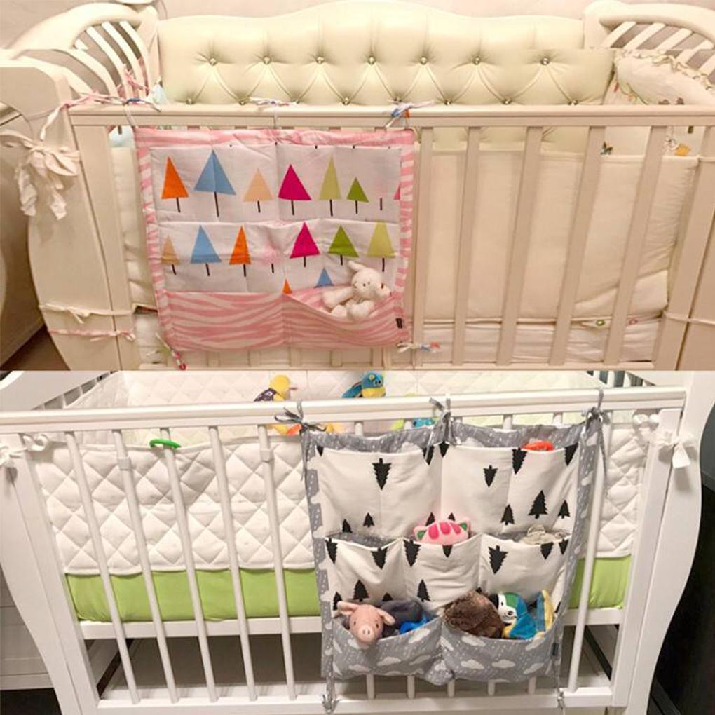 Grosshandel 2018 Neugeborenen Bett Seitentasche Krippe Baby Bett