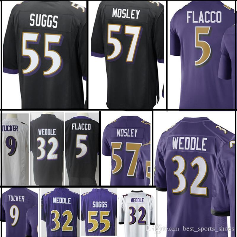 justin tucker stitched jersey