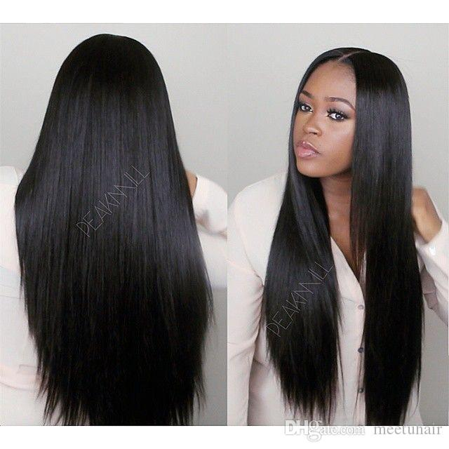 Wholesale Price For Brazilian Cheap 8a Long Straight Natural Looking