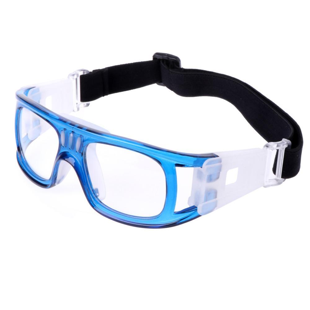 a08cc64b843 2019 Sport Eyewear Protective Goggles Glasses Safe Basketball Soccer  Football Cycling From Hupiju