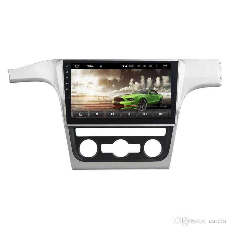 Car DVD player for Volkswagen Passat Octa core 10.1inch Andriod 8.0 with GPS,Steering Wheel Control,Bluetooth,Radio