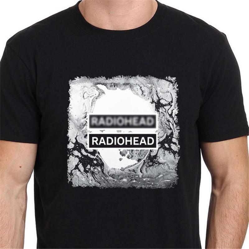 c80e1031667 Shirt Design Website Crew Neck Radiohead Short Graphic Tees For Men Tee S  It T Shirts From Jie2