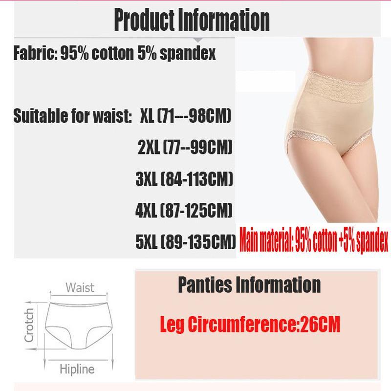 HW040 Sexy Women flower Panties Fashion Designer Body Shaper Hip Abdomen Tummy Control Briefs High Waist Underwear Women's Panty