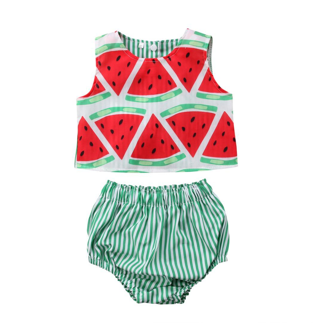 252132fc3 Pudcoco New Fashion Toddler Kids Baby Girls Clothing Print ...