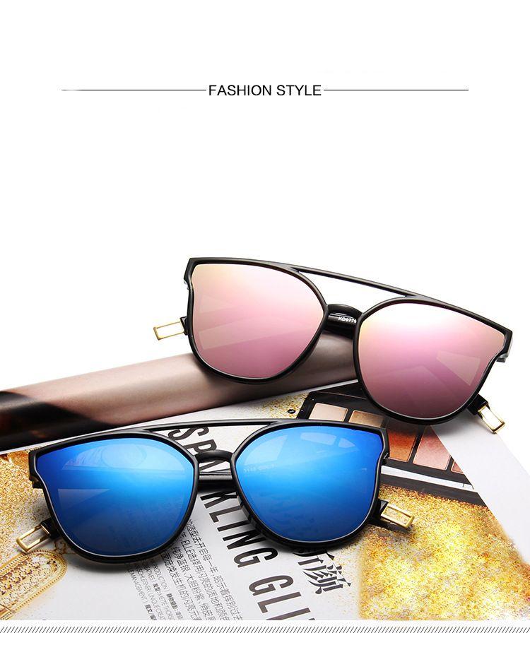 eb3ccb93cde Luxury Brand Polarized Sunglasses Men Women Pilot Sun Glasses UV400 ...