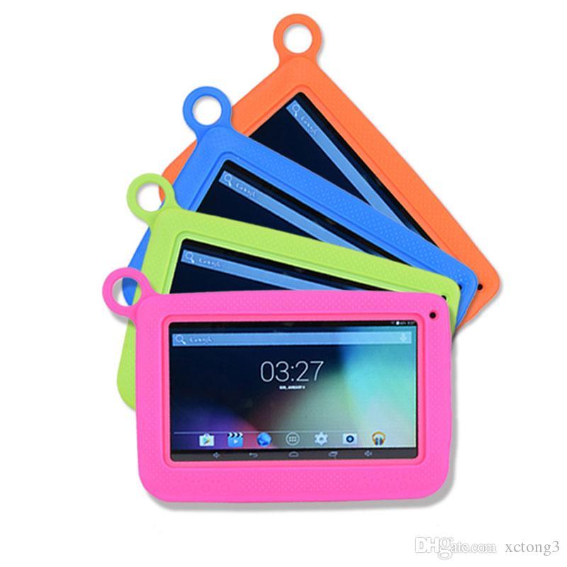 Q758 Çocuklar Marka Tablet PC 7
