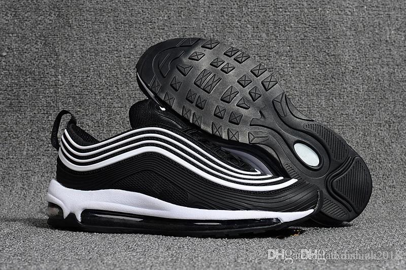 Acquista Nike Air Max Le Migliori Scarpe Da Corsa OG Tripel In Metallo  Bianco Oro E Argento Bullet 97 Sneaker Le Migliori Scarpe Da Corsa Bianche  3M Di ... 5265864e7dc