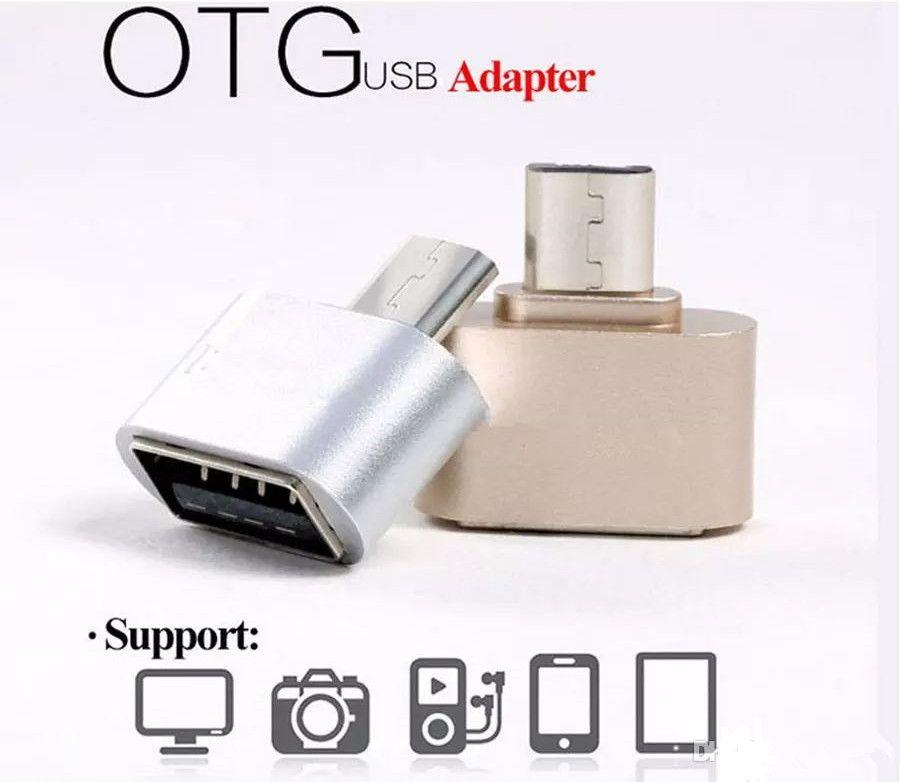 Otg Micro Usb Adapter Mini Usb To Usb 20 Otg Converter For Samsung
