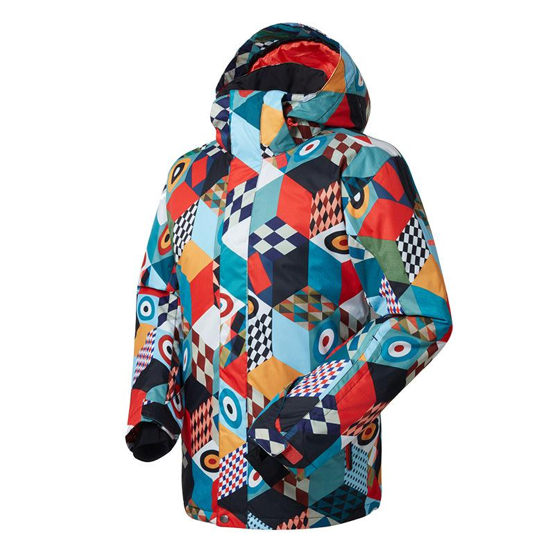 4d74aad93f 2018 New Ski Jackets Men Windproof Warm Coat Male Waterproof Snowboard  Jacket Teenagers Outdoor Sport Clothing Winter Snowboarding Jackets Cheap  ...