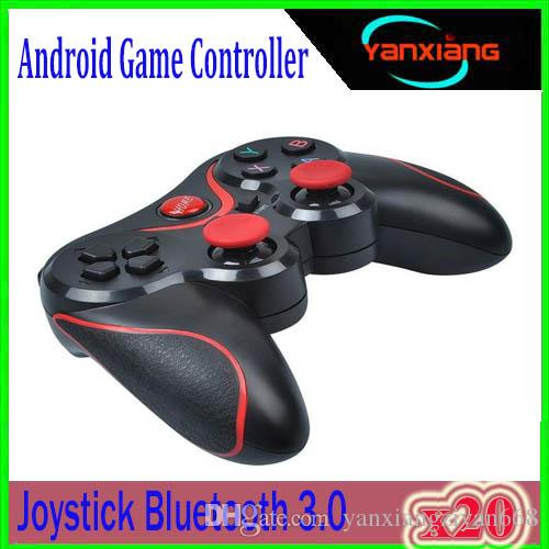 Android Game Controller Wireless Bluetooth Phone Gamepad Joystick Android for Phone/Pad/Android IOS Tablet PC TV BOX 20PCS ZY-PS-10