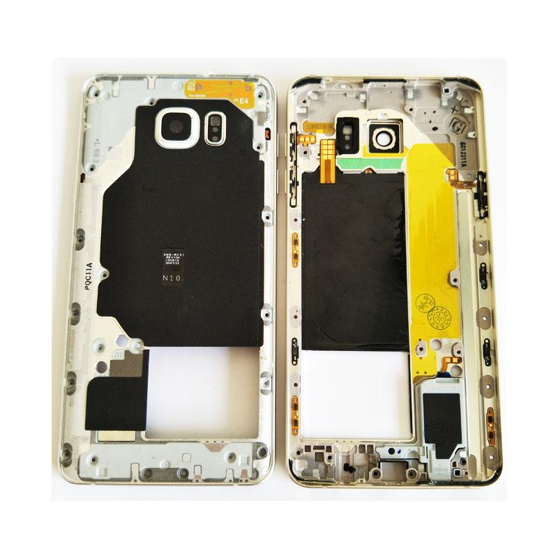 e5aed52db8d8e0 2019 Middle Frame For Samsung Galaxy Note 5 Note5 Mid Bezel Metal Frame  Housing Parts Replacement From Sweryxiao, $28.15 | DHgate.Com