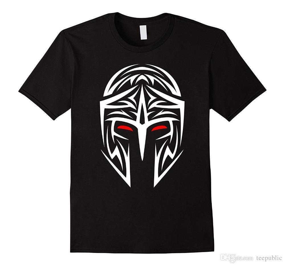 Tee Shirt Ideas Short Sleeve Printing Crew Neck Gladiator T-shirt graphic  design Tshirt Mens Shirt