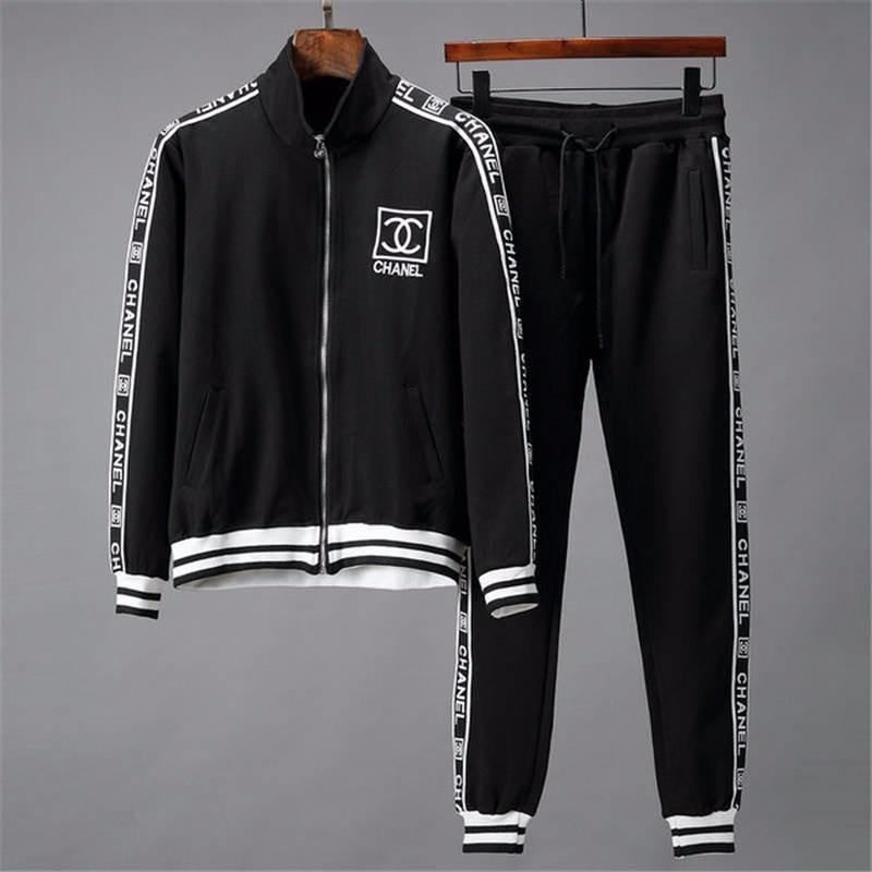 Zipper Suit Men Women Sport Tracksuit Casual Outfit Jogging Men Fashion  Jacket And Pants Joggers Shirts UK 2019 From Fenash 6141d026c