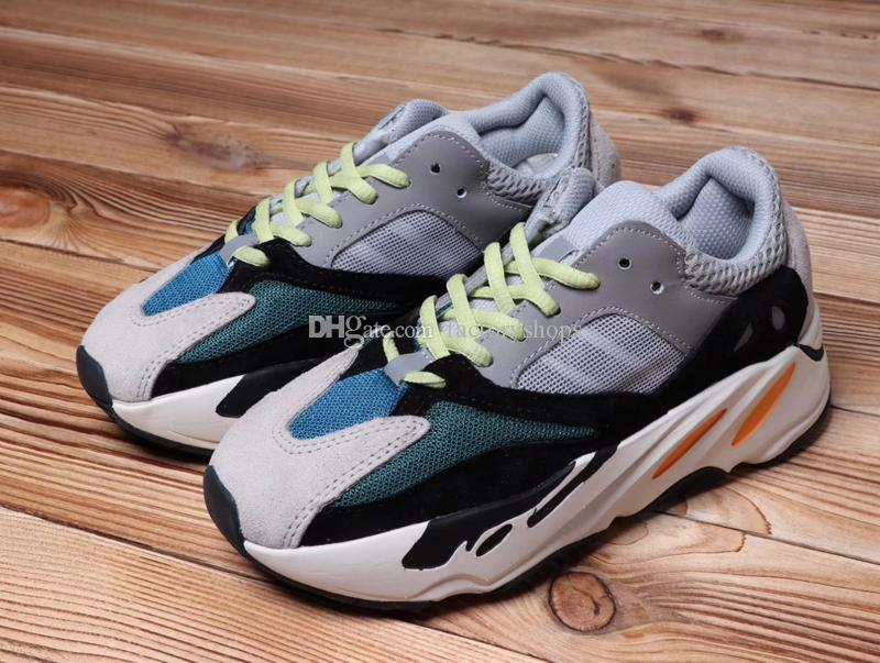 with mastercard sale online Original 700 Wave Runner 2018 Kanye West Running Shoes Men's Shoes fashion Sneakers Mens Sports 700 Sport Shoes cheap price in China where can i order ebay sale online cheap sale cheap 89nLygd