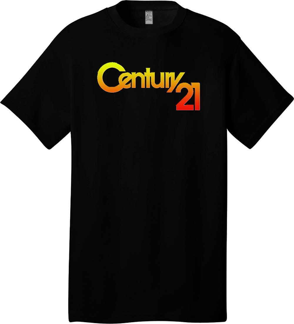 aeb32f6e3a2 CENTURY 21 Real Estate Broker 3 A New T Shirt Raid Shirt T Shirts In A Day  From Yuxin003