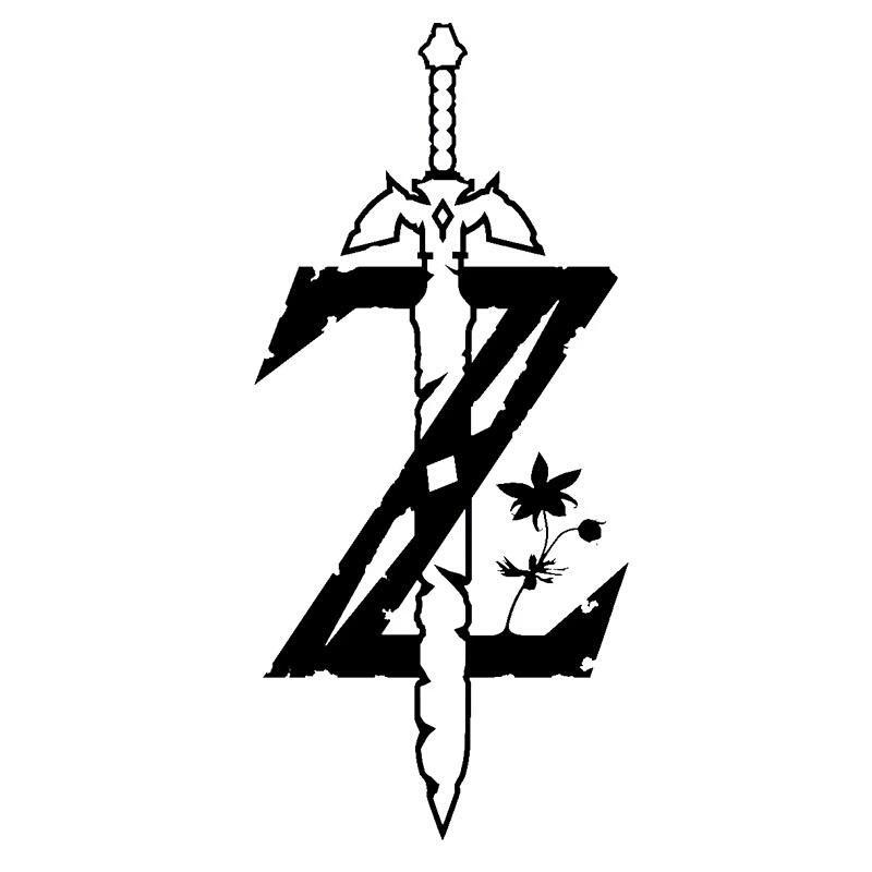 Zelda Symbols
