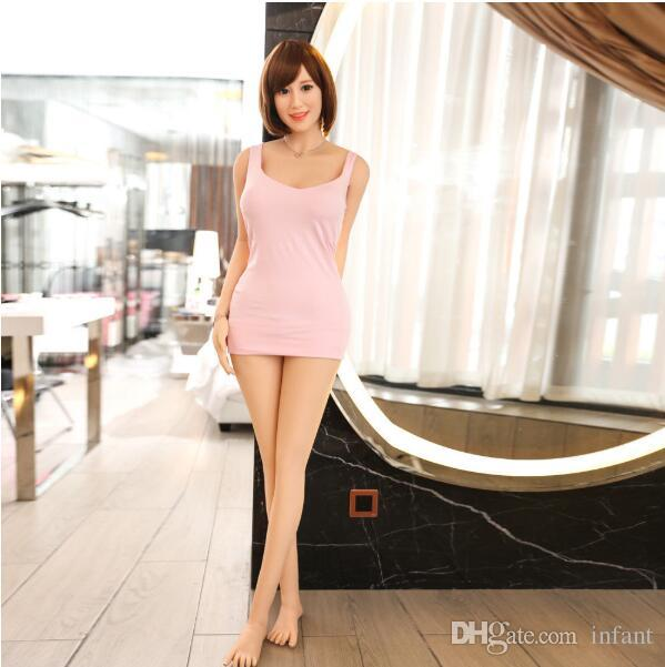 100cm 135cm 140cm 158cm Silicone Real Doll TPE Realistic Love Doll Lifesize Asian Sex Dolls For Adults